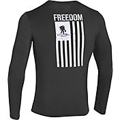 Under Armour Men's Wounded Warrior Project Freedom Flag Long Sleeve Shirt