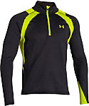 Under Armour Men's Scent Control Extreme Quarter Zip Baselayer Shirt