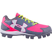 Under Armour Women's Glyde RM CC Softball Cleats