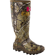"Under Armour Women's Haw Madillo 16"" Waterproof 800g Rubber Hunting Boots"