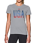 Under Armour Women's USA T-Shirt