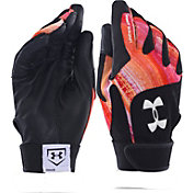 Under Armour Girls' Radar III Fastpitch Batting Gloves