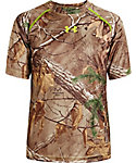Under Armour Youth Scent Control Evo HeatGear Shirt