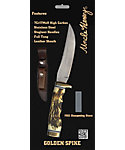 Uncle Henry Knives Golden Spike Drop Point Knife