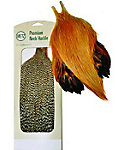 Umpqua Metz #2 Neck Hackle Fly Tying Feathers