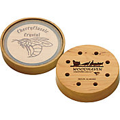 WoodHaven Custom Calls Cherry Classic Crystal Pot Turkey Call