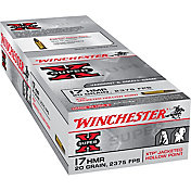 Winchester Super-X .17 HMR XTP Rifle Ammunition – 20 Grain