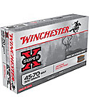 Winchester .45-70 Government Super-X Rifle Ammunition