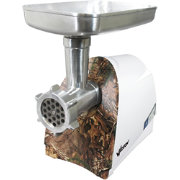 Weston #8 REALTREE Electric Meat Grinder