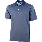 Walter Hagen Men's Essentials Birdseye Dot Golf Polo