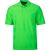 Walter Hagen Men's Essentials Drop Needle Golf Polo
