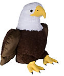 Wild Republic Jumbo Cuddlekins Bald Eagle