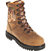 "Wolverine Men's Big Horn Plus 8"" Waterproof Field Hunting Boots"