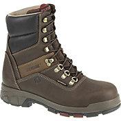 "Wolverine Men's Cabor 8"" Waterproof Work Boots"