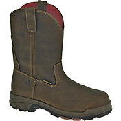 Wolverine Men's Cabor Wellington Waterproof Composite Toe Work Boots
