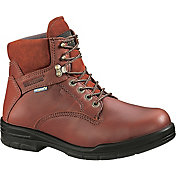 "Wolverine Men's DuraShocks SR 6"" Steel Toe Work Boots"