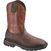 Wolverine Men's Javelina Wellington Wide Steel Toe Work Boots