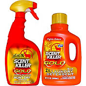Wildlife Research Center Scent Killer Gold Spray/Detergent Combo – 32 oz