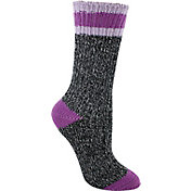 Yaktrax Women's Outdoor Cabin Socks