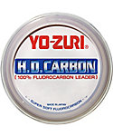 Yo-Zuri HD Carbon Disappearing Fluorocarbon Leader