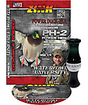 Zink PH-2 Polycarbonate Duck Call with DVD