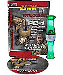 Zink Power Clucker Goose Call - DVD Included