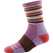 Darn Tough Women's Stripes Cushion Micro Crew Socks