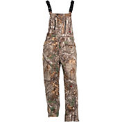 10X Men's Silent Quest Insulated Hunting Bibs