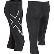 2XU Men's ¾ Hyoptik Compression Tights