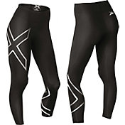 2XU Women's Hyoptik Thermal Midrise Compression Tights
