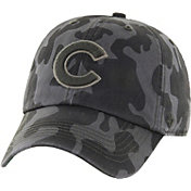 '47 Men's Chicago Cubs Flintlock Franchise Camo Fitted Hat