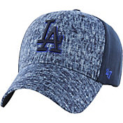'47 Men's Los Angeles Dodgers Zonda MVP Navy Adjustable Hat