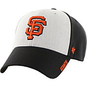 '47 Men's San Francisco Giants Beta MVP Black Adjustable Hat