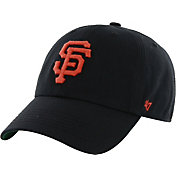 '47 Men's San Francisco Giants Franchise Black Fitted Hat