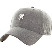 '47 Men's San Francisco Giants Grey Clean Up Adjustable Hat