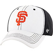'47 Men's San Francisco Giants Cooler MVP White/Black Adjustable Hat