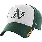'47 Men's Oakland Athletics Beta MVP Green Adjustable Hat