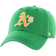 '47 Men's Oakland Athletics Woodall Clean Up Green Adjustable Hat
