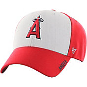 '47 Men's Los Angeles Angels Beta MVP Red Adjustable Hat