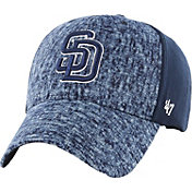 '47 Men's San Diego Padres Zonda MVP Navy Adjustable Hat