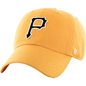 '47 Men's Pittsburgh Pirates Woodall Clean Up Gold Adjustable Hat