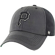 '47 Men's Pittsburgh Pirates Humboldt Franchise Black Fitted Hat