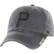 '47 Men's Pittsburgh Pirates Nightfall Closer Grey Fitted Hat