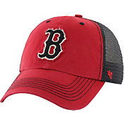 '47 Men's Boston Red Sox Taylor Closer Red Fitted Hat