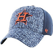 '47 Men's Houston Astros Zonda MVP Navy Adjustable Hat