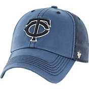 '47 Men's Minnesota Twins Humboldt Franchise Blue Fitted Hat