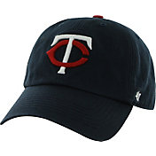 '47 Men's Minnesota Twins Franchise Navy Fitted Hat