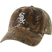 '47 Men's Chicago White Sox Realtree Camo Clean Up Adjustable Hat