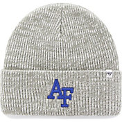'47 Men's Air Force Falcons Heathered Grey Brain Freeze Cuffed Knit