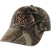 '47 Men's LSU Tigers Realtree Camo Adjustable Hat